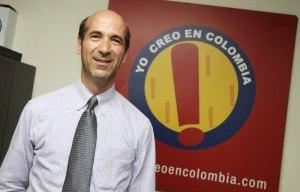 Pedro Medina. Foto tomada de: www.larepublica.co